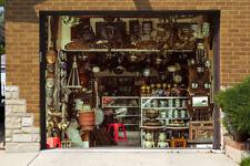 3D Gebrauchsgut Garage Tür Wand Druck Abziehbild Wand AJ WALLPAPER DE Lemon