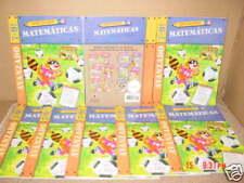 8,New,NWT,Childrens,Mathematics,Spanish,7-9 Years,Learn