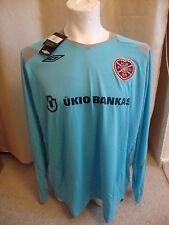Hearts 08-09 Home Goalkeeper Shirt Umbro BNWT (XXL)