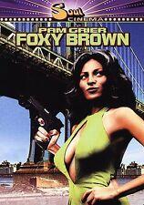 Foxy Brown DVD, Pam Grier, Antonio Fargas, Peter Brown, Terry Carter, Kathryn Lo