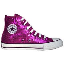 Converse All Star Chucks UE 38 39 39,5 40 41 paillettes pupur Limited Edition HI