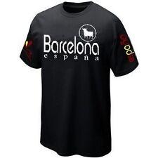 T-Shirt BARCELONA BARCELONE ESPANA ESPAGNE ultras - Maillot ★★★★★★