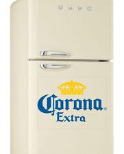 Corona lager beer Full Colour logo Wrap Fridge Freezer Sticker bier Kitchen wall