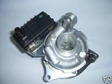 Turbolader für Peugeot 407 607 Citroen C6 Jaguar S-Type RangeRover 2,7 V6 HDI