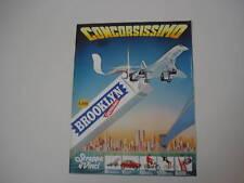 advertising Pubblicità 1982 BROOKLYN CHEWING GUM