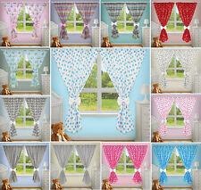 Cortinas para habitación de bebé decoración que empareja con nuestros conjuntos de ropa de cama de vivero