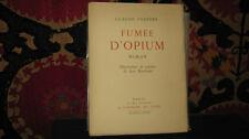 Fumée d'Opium par Farrère Illustré