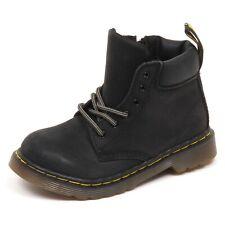 E4922 (WITHOUT BOX) scarponcino bimbo nero DR. MARTENS scarpe boot baby kid