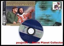 """ELTON JOHN / PAVAROTTI """"Live like Horses"""" (maxi CD)1996"""