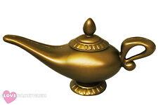 Magic genie lampe plastique or pot de thé robe fantaisie pantographe prop costume accessoire