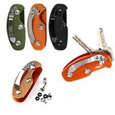 Key Organizer Schlüssel Bund Etui Anhänger Halter Keycase Keychain Keyholder Alu