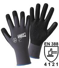 12-120 Paar Feinstrickhandschuhe Worky 1166 Handschuhe Montagehandschuh Noppen
