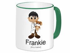 Personalised Gift Male Vet Veterinary Surgeon Nurse Student Mug Animal Doctor #5