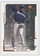 2000 Upper Deck MVP #101 Mike Cameron Seattle Mariners Baseball Card