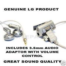 LG Silver Casque pour KE970 KS360 KP500 KP501 KU990i