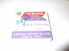 Yamaha Aros del pistón YZ80 (76-80) 4. Exceso Original Nuevo