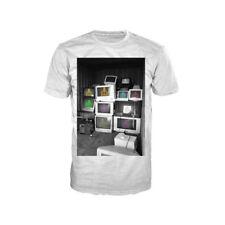 Ts870020ata Atari écrans d'ordinateur Hommes T-Shirt, blanc