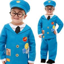 Postman Pat Official Fancy Dress Costume