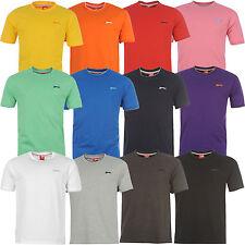 SLAZENGER T-Shirt Freizeit Shirt S M L XL XXL XXXL XXXXL 2XL 3XL 4XL