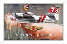 Aircraft,S2,S2T,airtanker,Grumman,Cal,Fire,Department,Forestry,California,