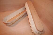 Gärkorb Stangenbrot Baguette Brotform Gärform für französisches Brot Holzboden