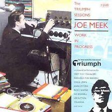 Joe Meek: Work in Progress - The Triumph Sessions, , Good Import