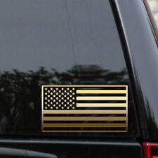 a97539305ba American Flag Decal Sticker USA Proud Patriotic Car Window Laptop Vinyl