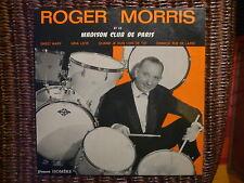 ROGER MORRIS et le Madison club de Paris Sweet Mary1003