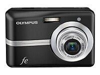 Olympus FE FE-25 10.0 MP Digital Camera - Black
