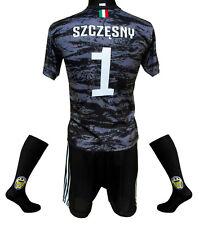 Szczęsny Football goalkeeper T-shirt + shorts + socks 2019/20 : strój bramkarski