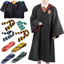 Harry Potter Kostüm Mantel Robe Cape Umhang Schal Gryffindor Slytherin Ravenclaw