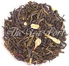 Jasmine with Flowers Loose Leaf Green Tea - 1/2 lb