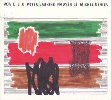 PETER ERSKINE / NGUYEN LE / MICHEL BENITA - same CD