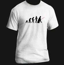 Star Wars Evolution - Funny Darth Vader Adult T-Shirt Custom Sizes