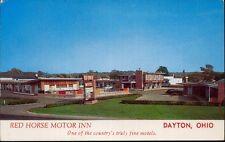 USA - DAYTON - Ohio - Red Horse Motor Inn