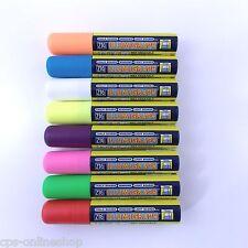 Illumigraph Kreidemarker Tafelstift Flüssigkreide 15mm Spitze - Farbe wählen ZIG