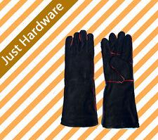 "Welding Gloves Glove Cow Split Leather 400mm 16"""
