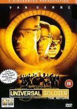 Universal Soldier - The Return (DVD, 2008)
