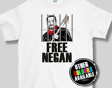 The Walking Dead FREE NEGAN Tee, T Shirt Adult Unisex, Rick Grimes