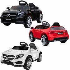 Mercedes-Benz AMG GLA 45 Kinderauto Kinderfahrzeug Kinder Elektroauto mp3