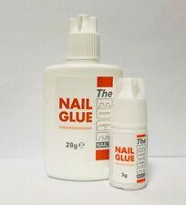 THE EDGE NAIL GLUE (3G, 3G x5 AND 28G)