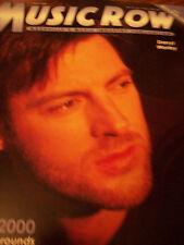 Darryl Worley Covers Music Row Trade Magazine 2000