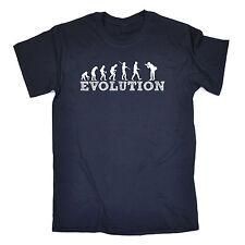Evoluzione fotografo Da Uomo T-shirt Tee Regalo di compleanno Fotografia Macchina Fotografica artista