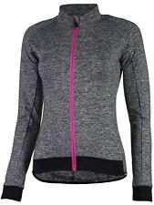ROGELLI BENICE 2.0 Woman s Warm Cycling Sweatshirt Bike Insulated Jersey  Black-P 6fbc1c295
