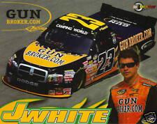 JASON WHITE 2010 GUN BROKER CWTS POSTCARD NEW