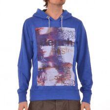 Bench Filament Pullover Pulli Hoody Hoodie Blau blue Kapuzenpullover BMEA2444