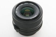 Minolta 28mm f2.8 MD Lens