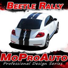 2012-2019 Volkswagen Beetle Rally Racing Stripes OE Vinyl Decals Graphics