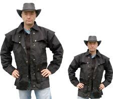 Westernjacke regenfest ungeölt Country Running Bear Gr. L - 3XL - Regenjacke
