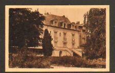 SAINT-ANDRE-DE-CHALENCON (43) CHATEAU de CHAZELLES 1938